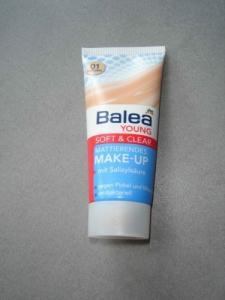 Neuf: Fond de teint make-up Balea young