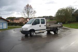 Renault Mascott 135.35 basculant double cabine