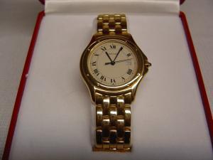 Excellente et très belle montre de collection Cartier