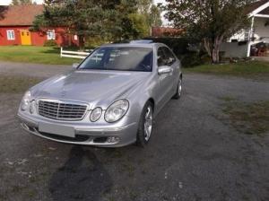 Mercedes-benz E-Class 2.1