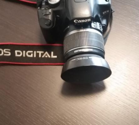 Urgent-Vente Canon EOS 500D. 500 CHF