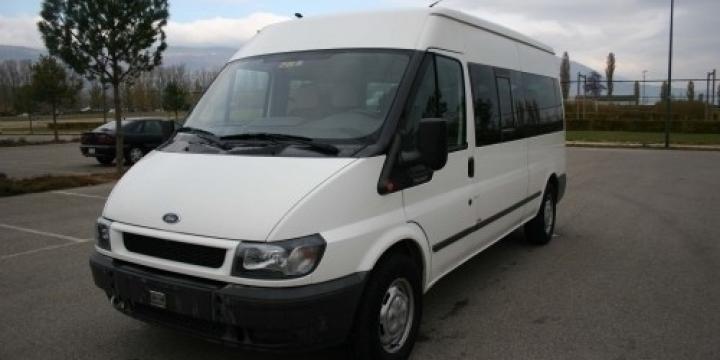 Minibus Ford Transit 2.4 TD