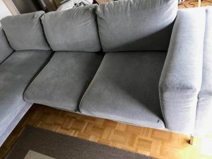Canapé d'angle à vendre