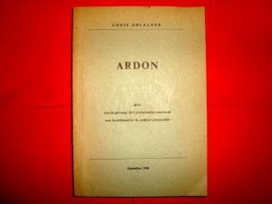 ARDON, Louis Delaloye, Valprint, Valais