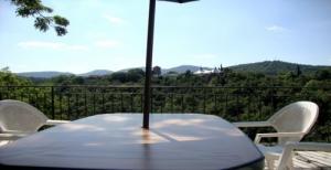Gîte avec vue panoramique sud FRANCE!