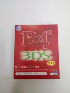 R4i sdhc 3ds rts jouer les jeux nds grat