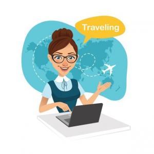 Le travail dans le secteur du tourisme