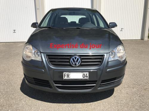 VW Polo 1.2 12V Expertisé du jour        3700.-