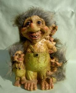 Trolls - Gnomes No 3