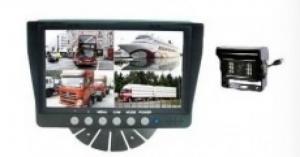 Kit camera de recul pour van ou camion