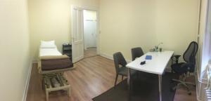 Jolie salle pour thérapeute à sous-louer 14m2