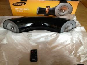 Samsung DA-E651 Bluetooth - Dual docking