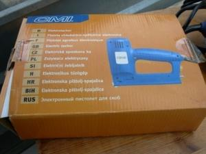 2 pistolet agrafeur électronic CMI-Einhe