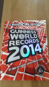 2 livre Guiness Wold Records