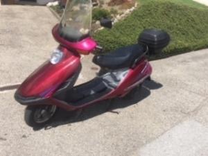 Scooter Honda Spacy expertisé juillet 2019