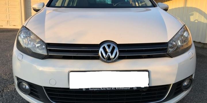 Volkswagen Golf année 2009