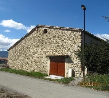 terrain et construction alpes provence( france)