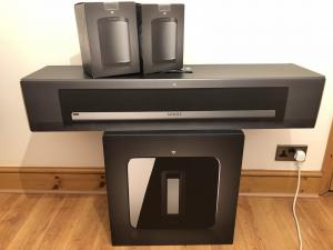 SONOS HOME CINEMA 5.1