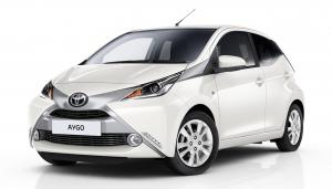 Aygo 1.0 VVT-I X-Pure Special Edition