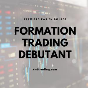 Formation Trading - Premiers pas en bourse