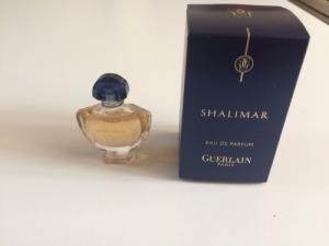 Miniature Shalimar de Guerlain