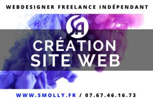 Création site web - blog - e-commerce