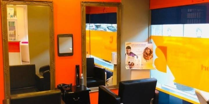 Espace coiffure à louer