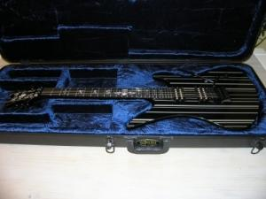 Schecter Synyster Custom avec coffre