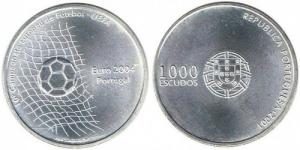 1000 Escudos - Euro 2004