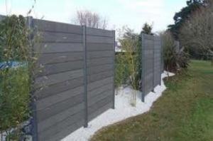 barrières bois composite 4 coloris