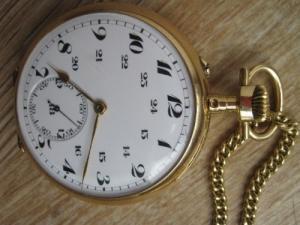 Jeager Lecoultre - montre gousset