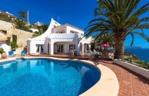 Belle villa calpe 6 personnes