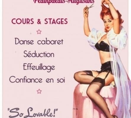 Cours burlesque à Genève