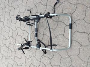 Porte vélo pour 2 vélos