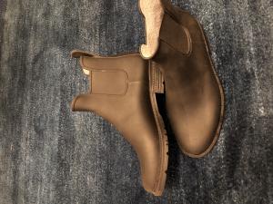 3 paires de bottes d'équitation