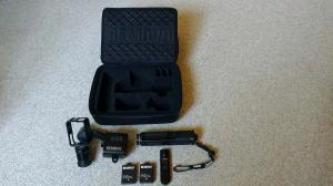 Stabilisateur pour caméras GoPro Removu S1