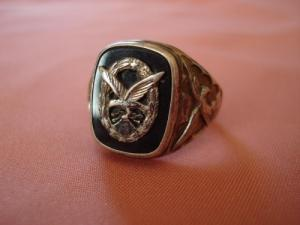 Original German Luftwaffe Officers Ring