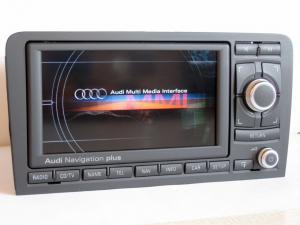 GPS Audi A3 8P Rns-e D'origine Neufs