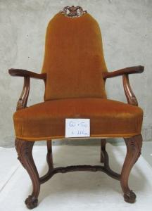 2 chaises avec accoudoires