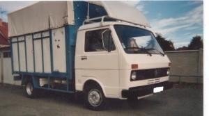 Vends Camion VL Volkwagen LT35
