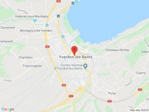 A louer - Garage-Box - Rue Edouard-Verdan 3 - 1400 Yverdon-les-Bains