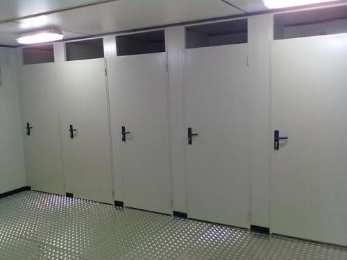 Module préfabriqué sanitaire