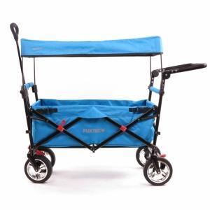 Fuxtec Chariot à main pliable FX-CT700 Bleu