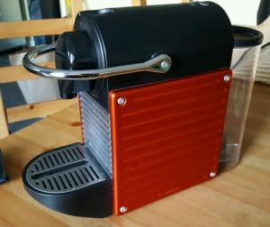 Krups Pixie XN300640 Nespresso Machine