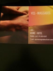 Bon masseur  Reçoit -Déplacement