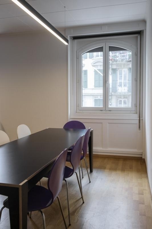 Place de coworking lausanne for Atelier cuisine lausanne