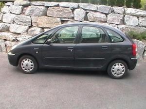 Citroën Xsara Picasso Exclusive ct ok