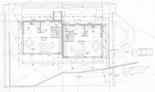 Magnifique duplex de 4.5 pièces avec balcon et terrasse