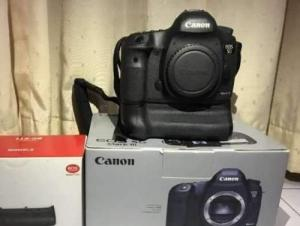 Canon 5D Mark lll avec poignée