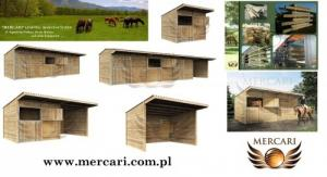 3 Aussenboxen Holz 3x9m 2840 EUR! 0% MwS